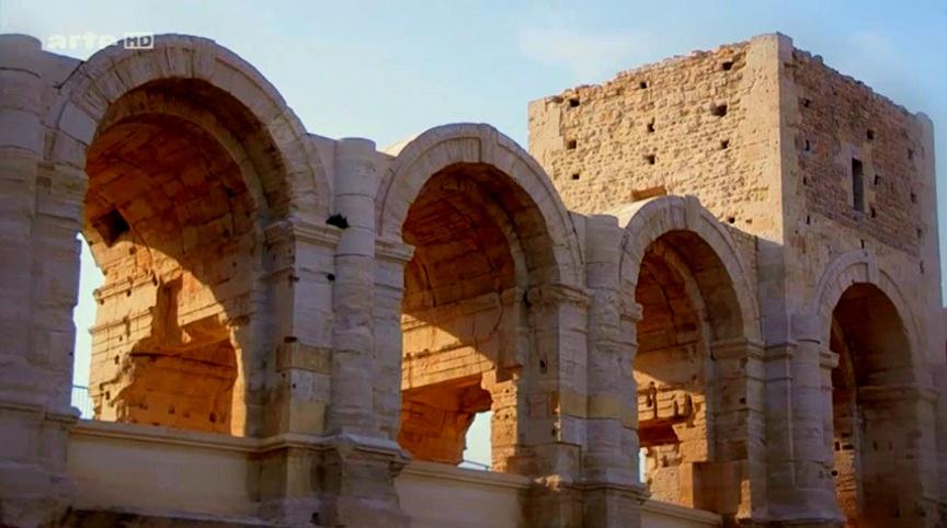 Documentaire Sur nos traces – 21 – Le citadin gallo-romain