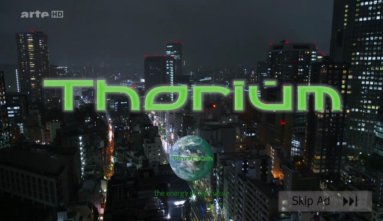 Documentaire Thorium : la face gâchée du nucléaire (1/2)