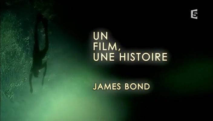 Documentaire Un film, une histoire – James Bond