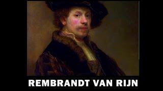 Documentaire La vie de peinture de Rembrandt van Rijn