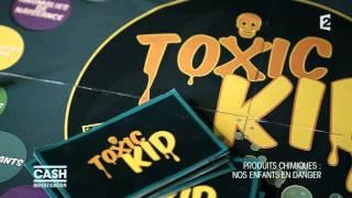 Documentaire Produits chimiques, nos enfants en danger