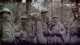Documentaire Les sols et sous-sol des batailles de la grande guerre