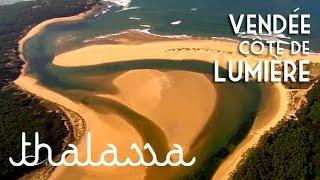 Documentaire Vendée, côte de lumière