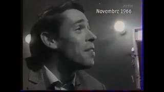 Documentaire Jacques Brel, une scène de vie