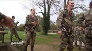 Documentaire La formation des sous-officiers de l'armée de Terre à l'ENSOA