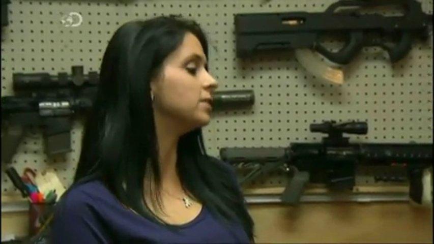 Documentaire Armes sur mesure – Le M4 calibre 12