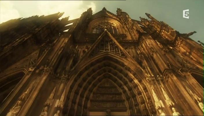 Documentaire Bâtisseurs de cathédrales (2/2)