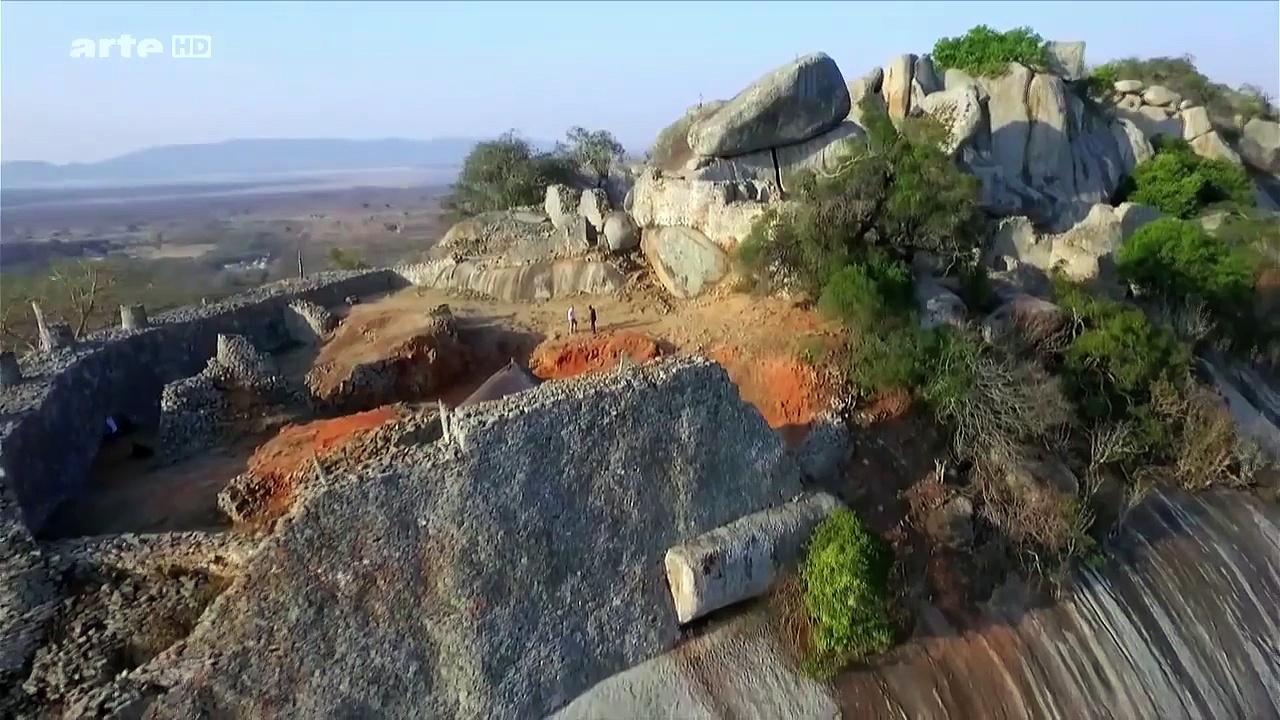 Documentaire Enquêtes archéologiques – Great Zimbabwe, un passé retrouvé