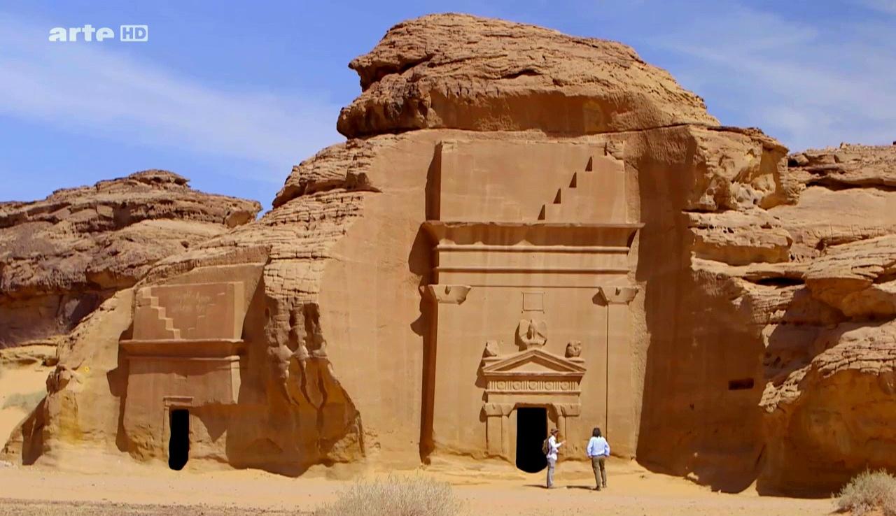 Documentaire Enquêtes archéologiques : Hégra, sur les traces des Nabatéens