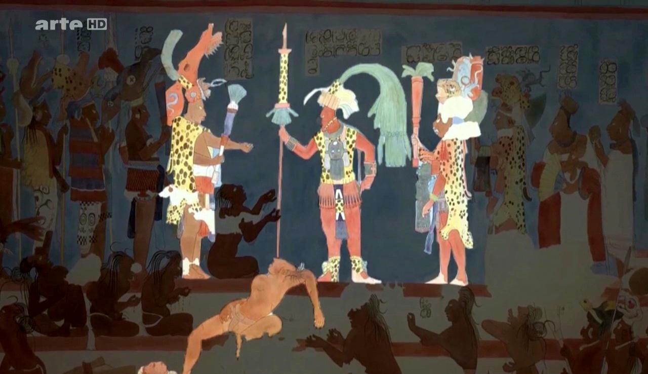Documentaire Enquêtes archéologiques : Mayas, l'astronomie au service du pouvoir