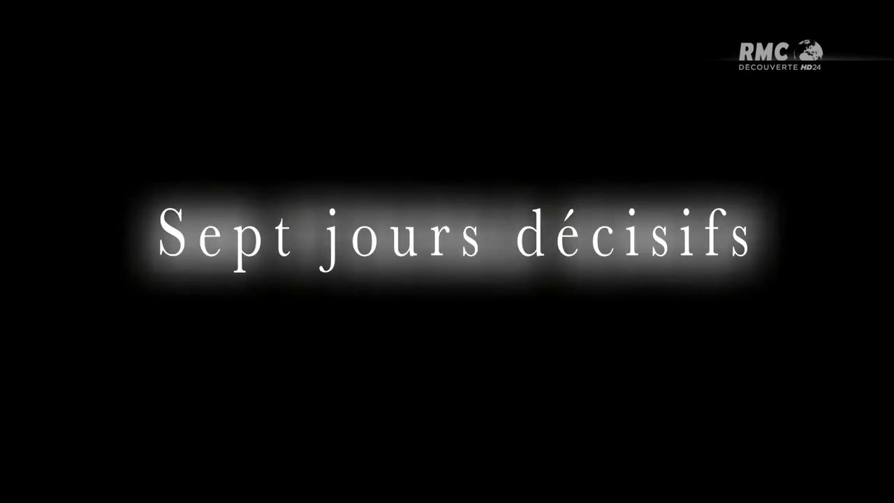 Documentaire JFK : sept jours décisifs (1/2)