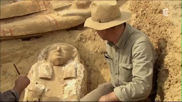 Documentaire L'Egypte, une passion française (2/2)