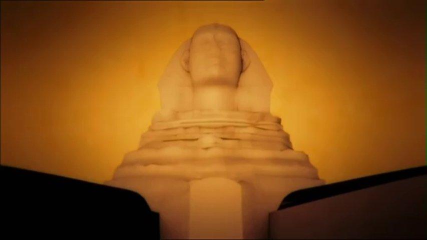 Documentaire Le sphinx révélé