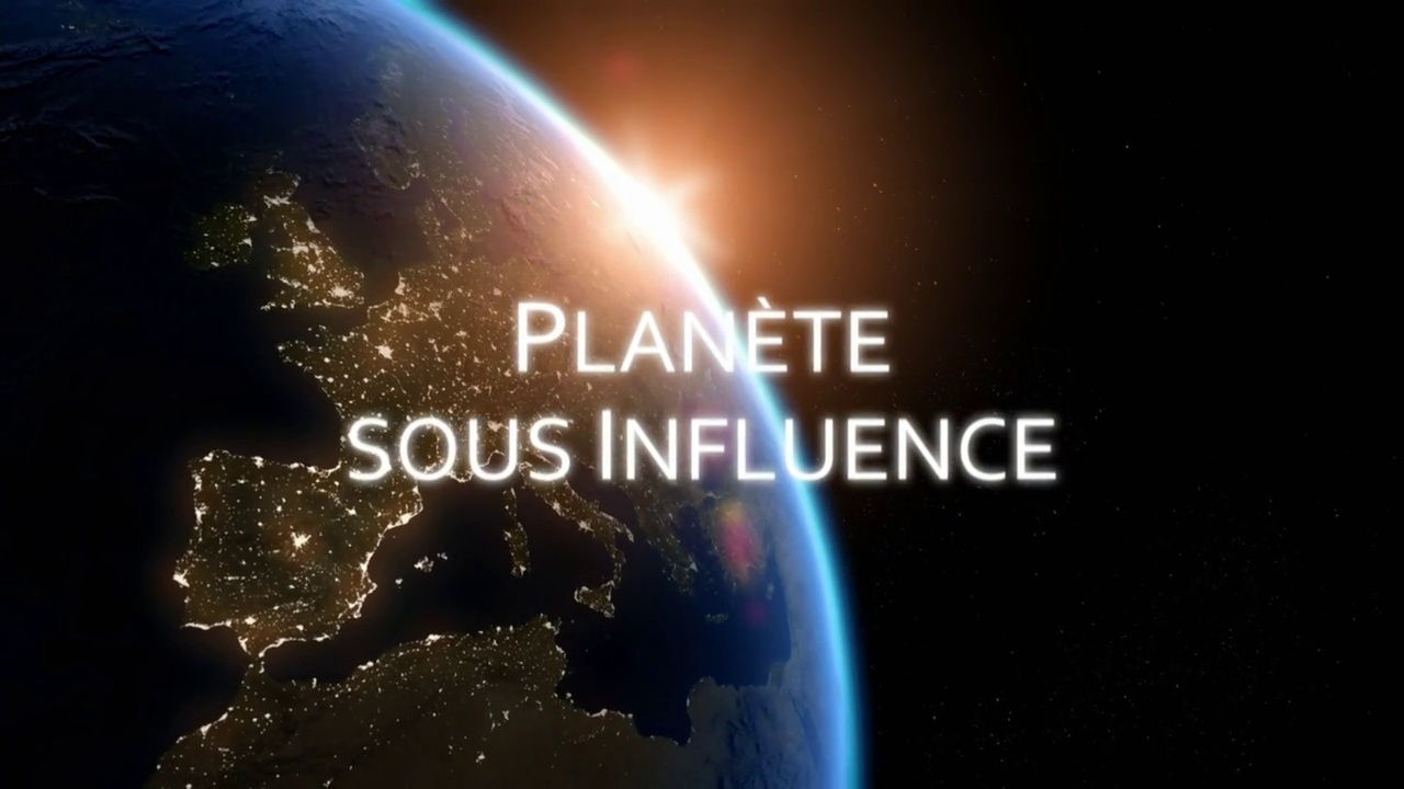 Documentaire Planète sous influence – La terre (1/2)