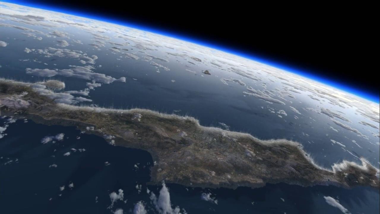 Documentaire Planète sous influence – La terre (2/2)
