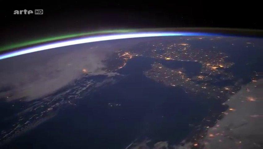 Documentaire Rencontre dans l'espace