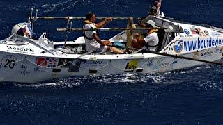 Documentaire Dans le même bateau : l'Atlantique à la rame en 54 jours