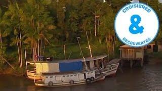 Documentaire L'Amazone, de Belèm à Manaus
