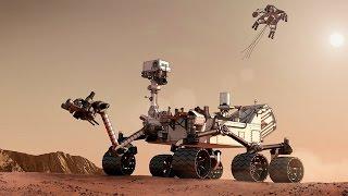 Documentaire Mission Curiosity, le visiteur de mars