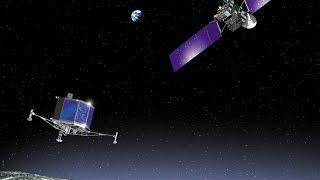 Documentaire Mission Rosetta, direction la comète 67P Churyumov-Gerasimenko