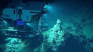 Documentaire La fosse des Mariannes, les profondeurs abyssales