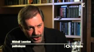 Documentaire Russie, le temps de la reconquête