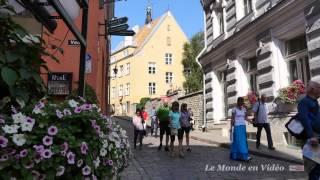 Documentaire Tallinn & Estonie, un tour dans la vieille ville