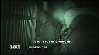 Documentaire Braquage, indic et ADN