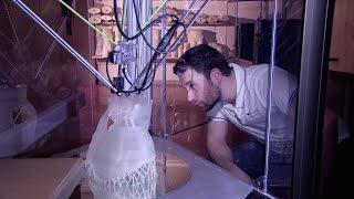 Documentaire Médecine: les espoirs fous de l'impression 3D