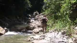 Documentaire Canyoning en Republique Dominicaine