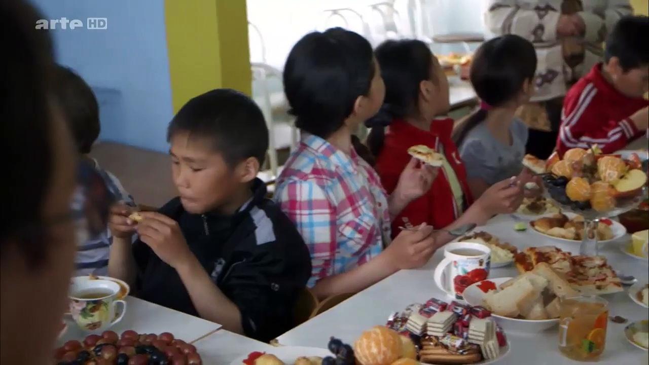 Documentaire Au fil de la Lena en Sibérie