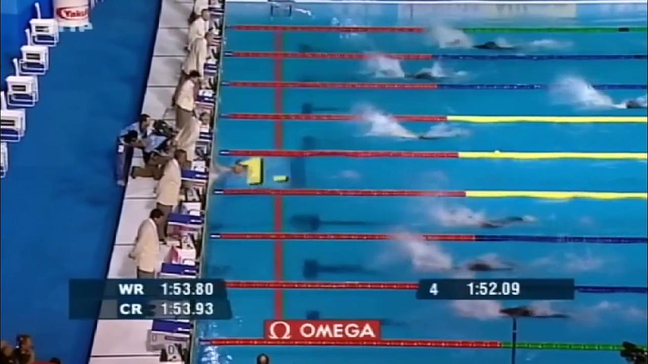 Documentaire Secrets d'athlètes : la natation