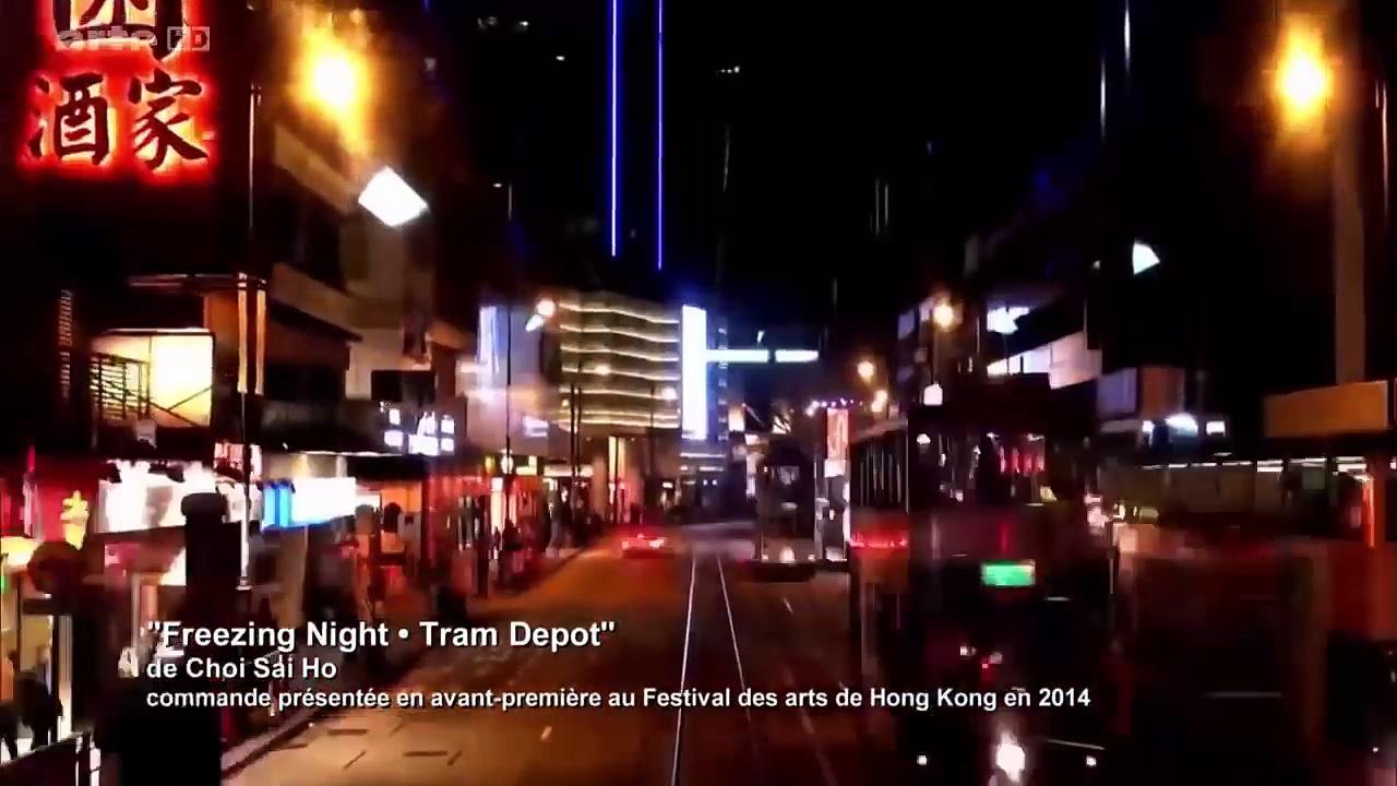 Documentaire Aux portes de la mer – Hong Kong