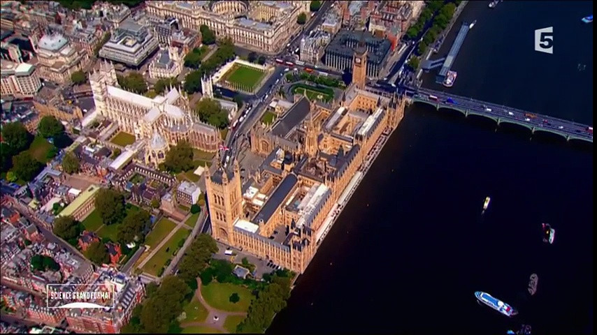 Documentaire Big Ben et le palais de Westminster