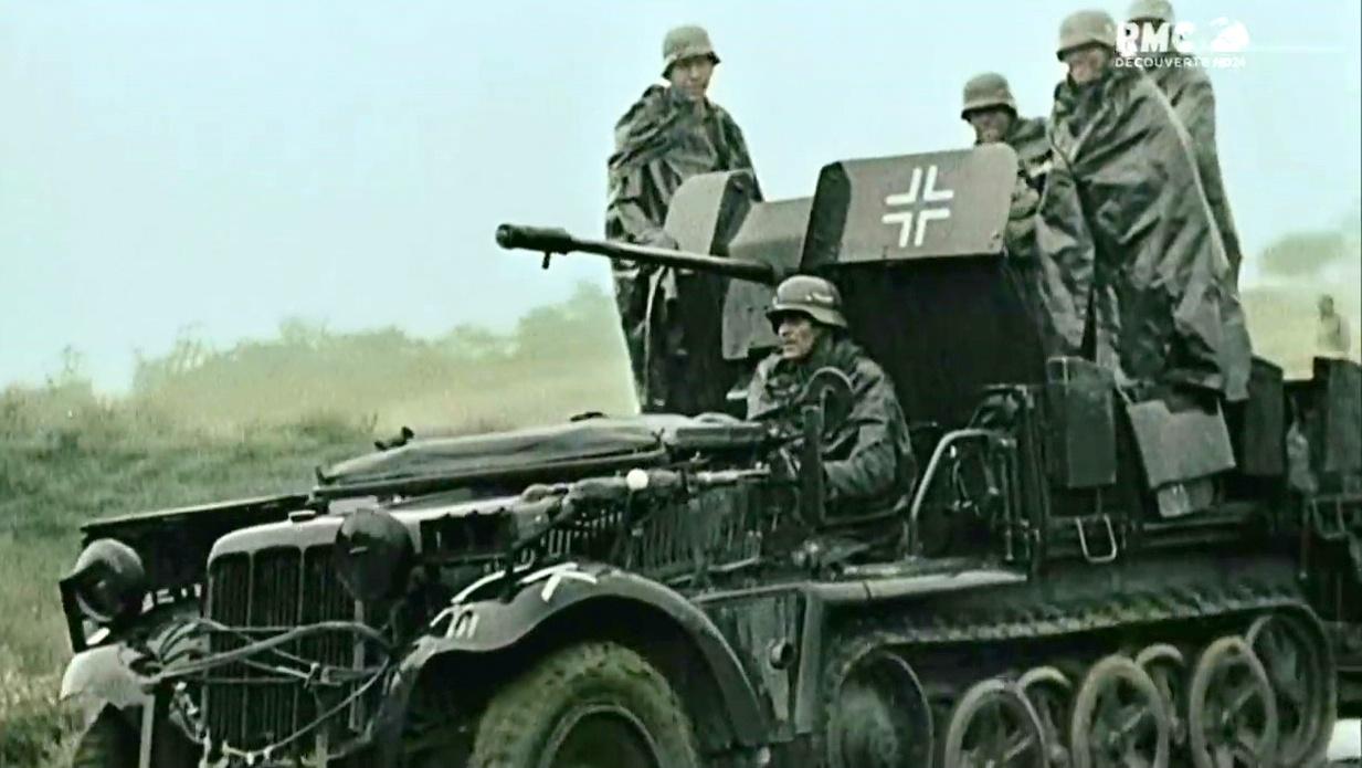 Documentaire Comment Hitler a perdu la guerre du pétrole