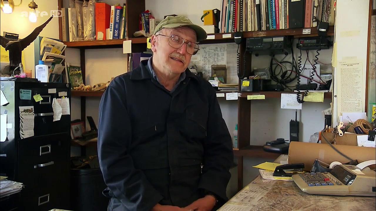 Documentaire Contes des mers – Alaska, la baie des glaciers