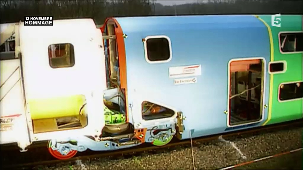 Documentaire Crash Science – Les trains