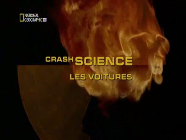 Documentaire Crash science – Les voitures