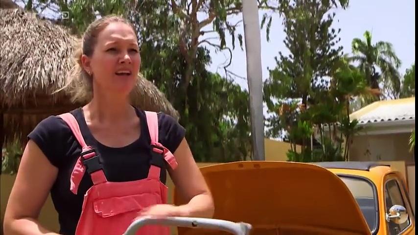 Documentaire Curacao, la passion des vieux tacots
