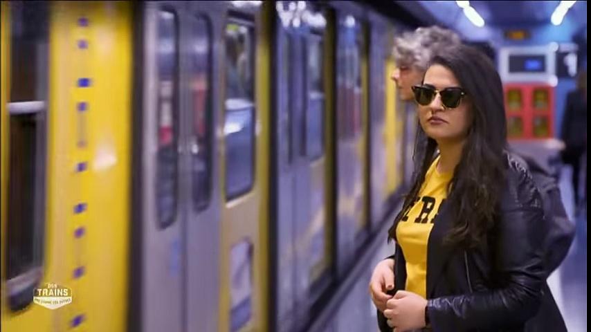Documentaire Des trains pas comme les autres – Italie du Sud