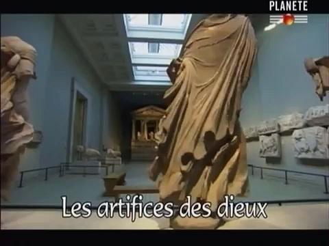 Documentaire Les grandes inventions de l'antiquité – Les artifices des dieux