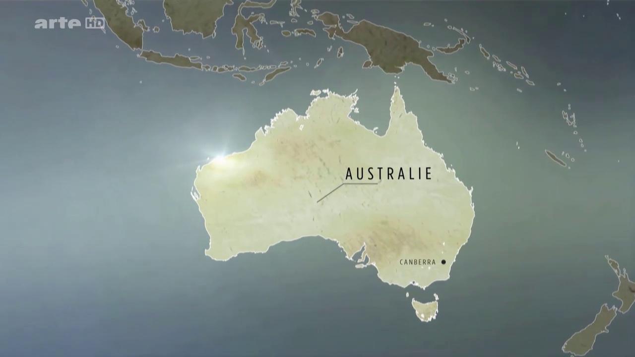 Documentaire Enquêtes Archéologiques : Australie, le grand livre des aborigènes