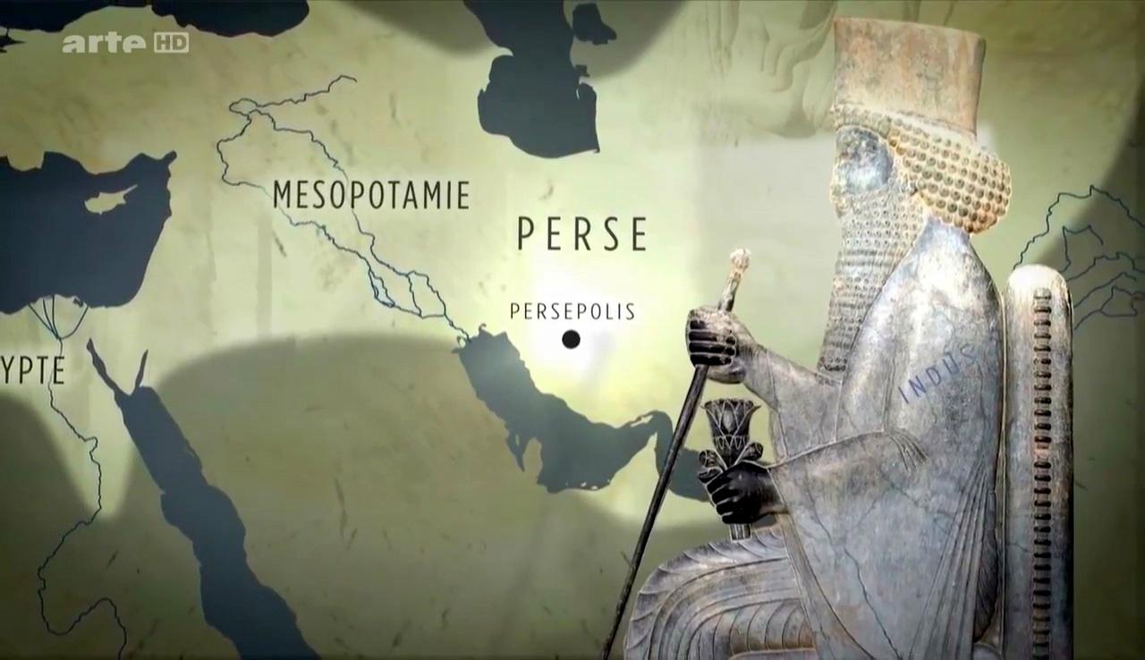Documentaire Enquêtes archéologiques : Persépolis, le paradis perse