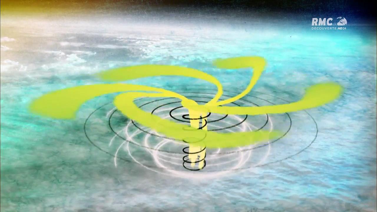 Documentaire Forces de la nature – Les ultra cyclones