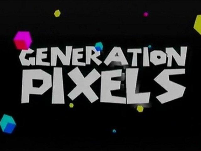 Documentaire Génération Pixels