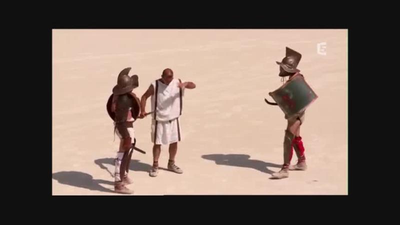 Documentaire Ils sont fous ces Romains !