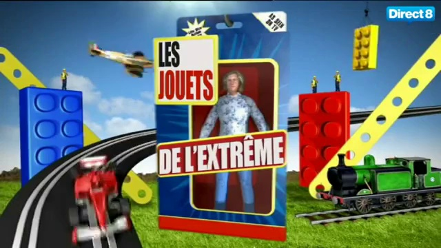 Documentaire James May's Toy Stories – Les maquettes d'avions