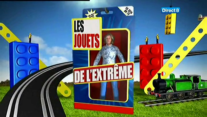 Documentaire James May's Toy Stories – La pâte à modeler