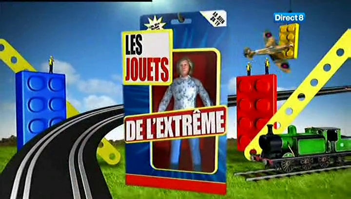 Documentaire James May's Toy Stories – Mecanno