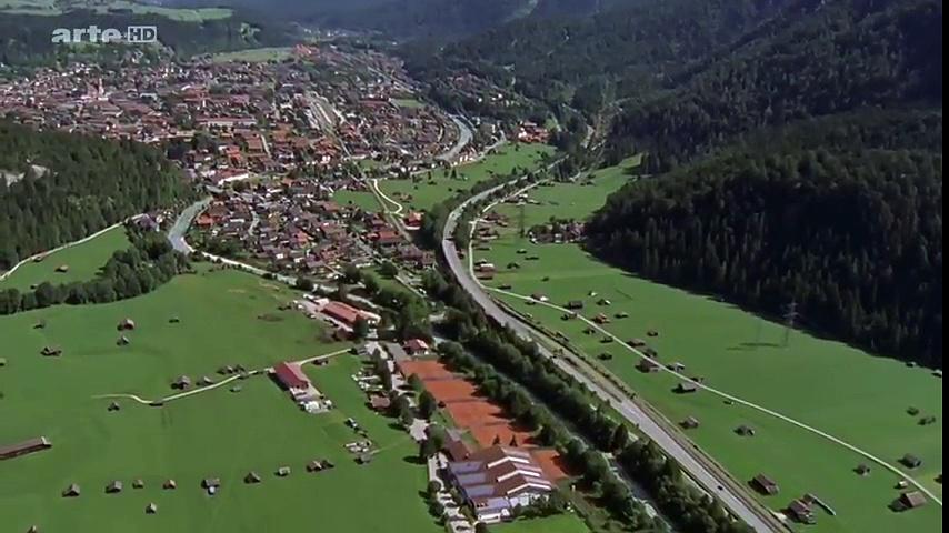 Documentaire L'Allemagne sauvage : L'Isar, la dernière rivière indomptée